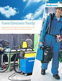 Nederman Welding Fume Eliminator