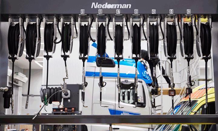 Lubrication Management | Vehicle Services | Nederman