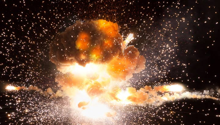 Safe solutions for handling explosive dust and gases - combustible dust
