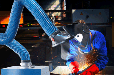 Welding Fume Extraction Welding And Thermal Cutting