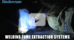 fume extraction arms for all types of welding