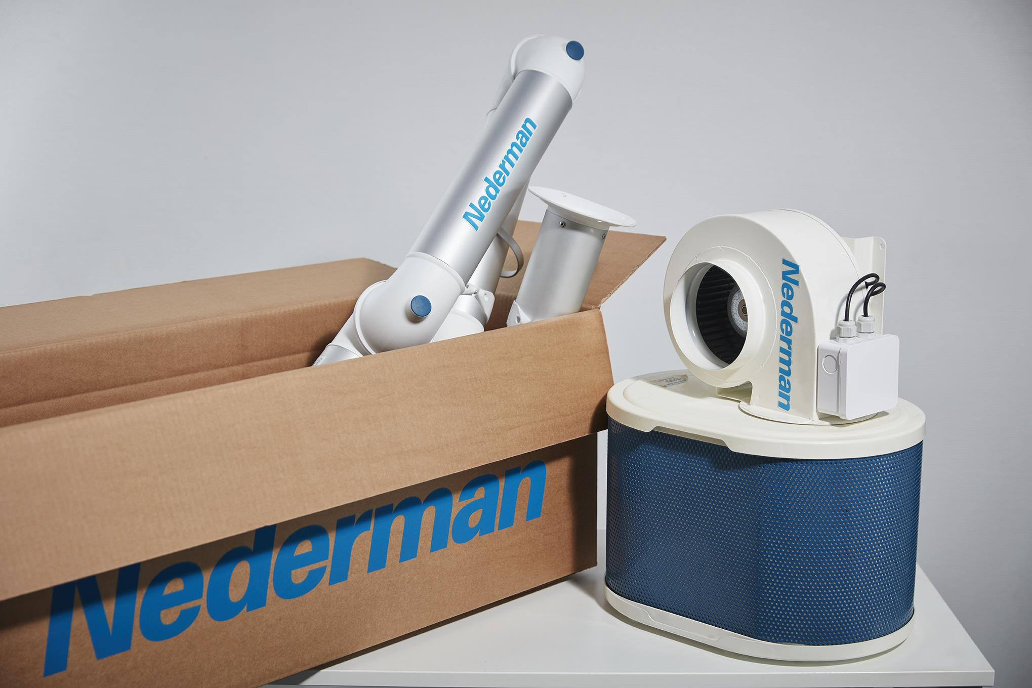 Bench Top Extraction Kits Nederman