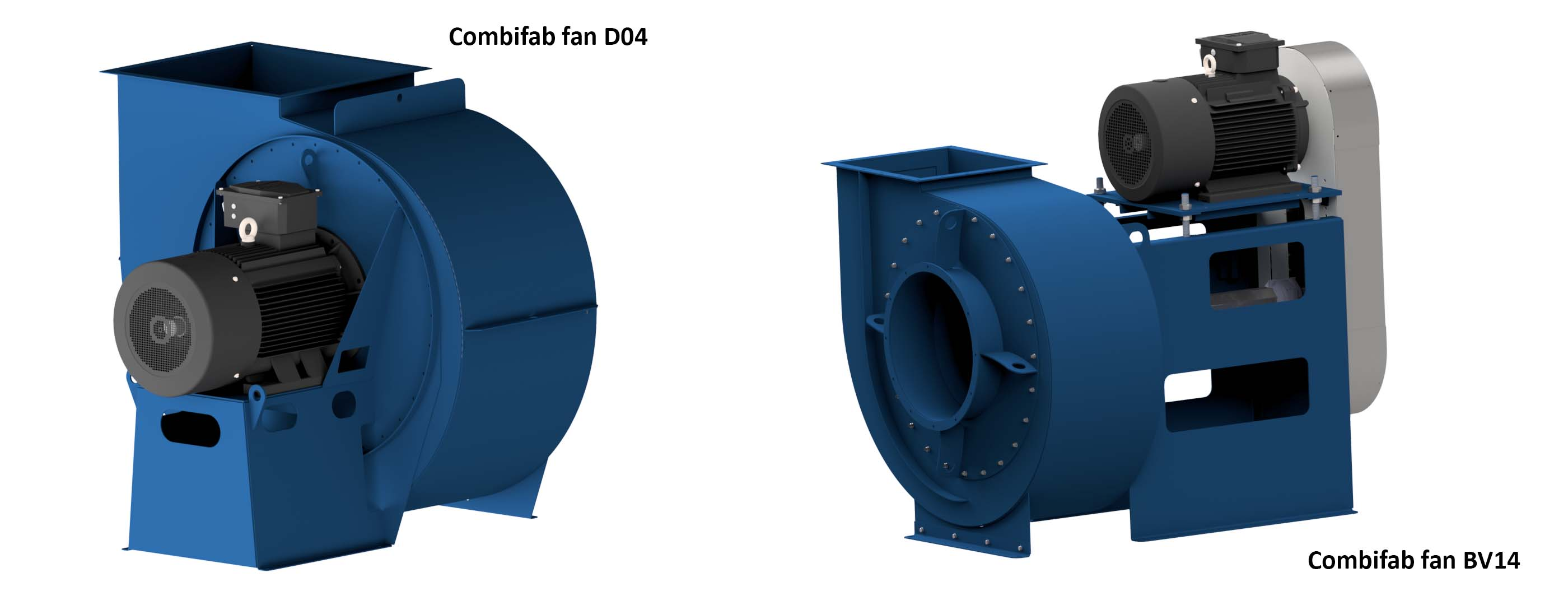 Combifab Fans and Blowers | Nederman
