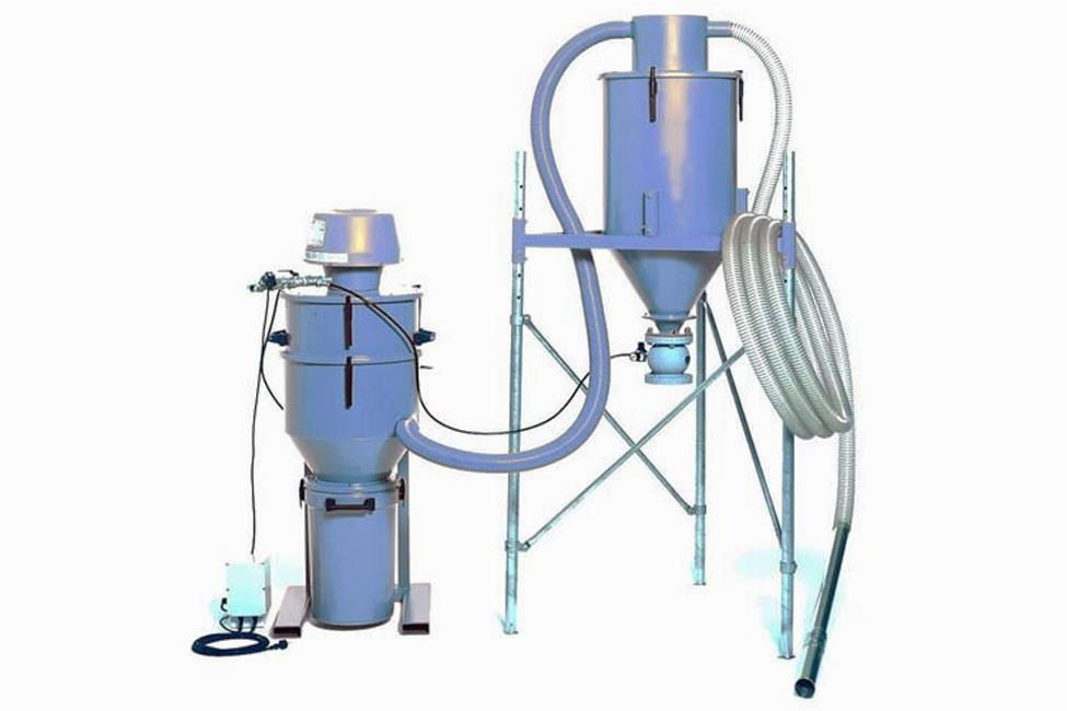 Industrial Suction Systems : A nederman