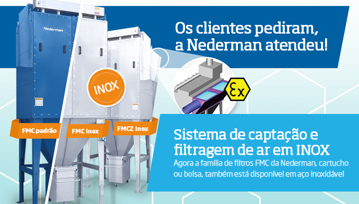 FMC INOX | Nederman