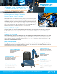 FilterCart Advanced+ Product Leaflet